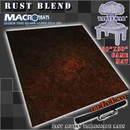 "30x30"" Rust Blend MarcroMat"