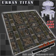 4x4 'Urban Titan' F.A.T. Mat Gaming Mat