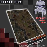 """60x44"""" 'Ruined City' F.A.T. Mat Gaming Mat"""