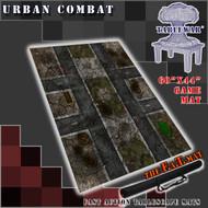 "60x44"" 'Urban Combat' F.A.T. Mat Gaming Mat"