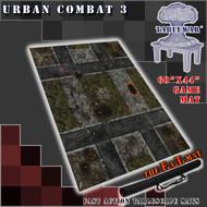"60x44"" 'Urban Combat 3' F.A.T. Mat Gaming Mat"