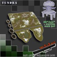 "30x44"" 'Tundra' + Scatter Terran F.A.T. Mat Gaming Mat"