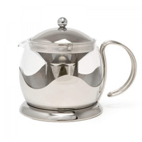 Le Teapot ~ Stainless Steel