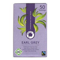 Traidcraft Fair Trade Earl Grey Teabags