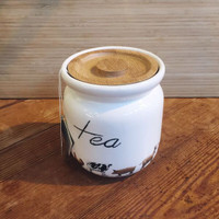 Tea Storage Jar