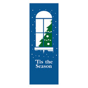 Tree In Window Banner
