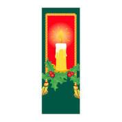 Holiday Candle Banner
