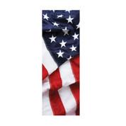 Waving Flag Banner