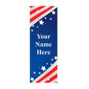 Patriotic Corners Banner