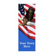 Flying Eagle Banner