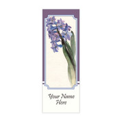 Watercolor Hyacinth Banner