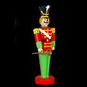 Toy Soldier with Horn