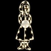 4' Caroling Girl