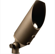 "Advantage Lightsource Big Smoky Flood Light ADV-FL-105B-MR16, these lights are used to highlight large trees, homes, walls, and hedge lines. They come with a stake mount but the base can be mounted on walls or other flat surfaces and adjusted appropriately. The bases can even be mounted on large trees to deliver the ""moon light"" effect."