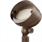 "Advantage Lightsource E.T. Wall Washer Flood Light ADV-FL-113B-T3, these lights are used to highlight large trees, homes, walls, and hedge lines. They come with a stake mount but the base can be mounted on walls or other flat surfaces and adjusted appropriately. The bases can even be mounted on large trees to deliver the ""moon light"" effect."