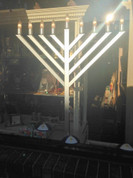 3 ft LED Electric Display Menorah
