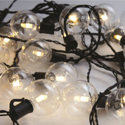 LED Globe Strands