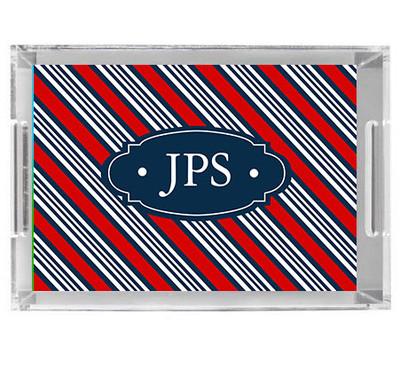 Acrylic Tray- American Tie
