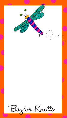 Nimble Notes- Dragonfly
