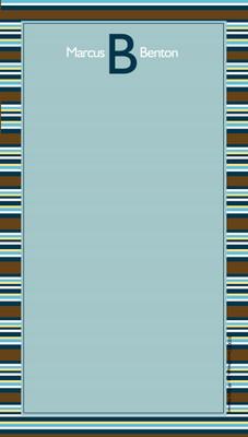 Nimble Notes-Male Stripes