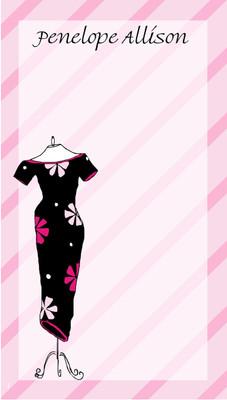 Nimble Notes-Dress Up