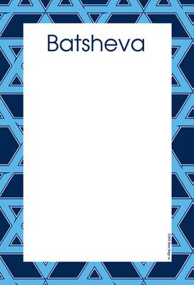 Fatpad-Star of David