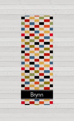 Yoga Mats -Color Blocks