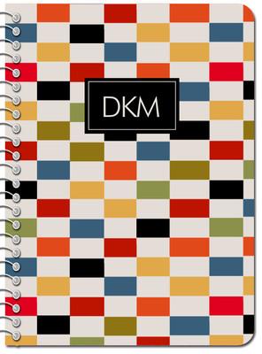 Composition Notebook- Color Blocks