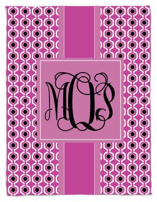 Blanket- Beehive Pinks