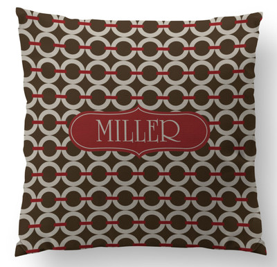 Pillow- Equestrian Links-Coco Cherry
