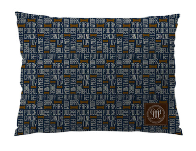 Dog Bed -JP-All About Dogs-Navy