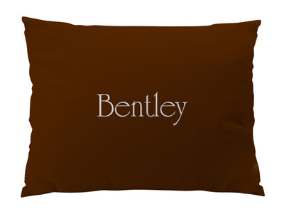 Dog Bed-Brown- Occidental Name