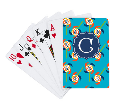 Playing Cards-Windmills