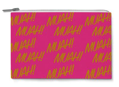 Accessory Zip Pouch- Muah