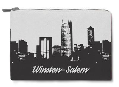 Accessory Zip Pouch- Winston-Salem