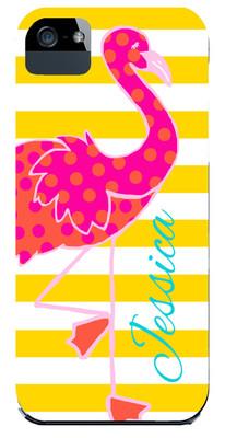 Hardcases-Flossie the Flamingo