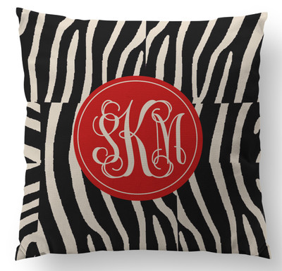 Pillow- Zebra