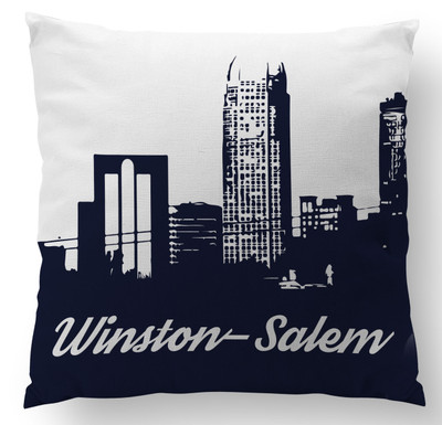 Pillow- Winston Salem