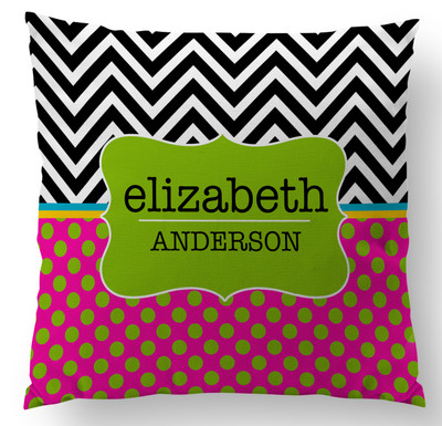 Pillow-Chevron Hype