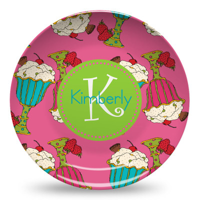 Microwave Safe Dinnerware Plate-Ice Cream