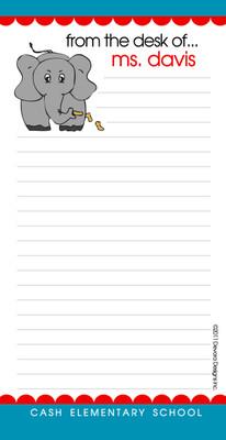 Teacher Fat Pad- Elephant