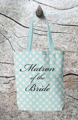 Tote-Matron of the Bride