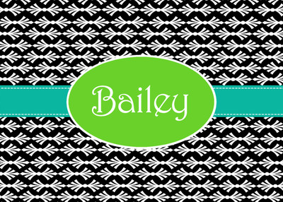 Folded Notes-Bailey