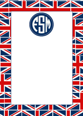 Fat Pad-Union Jack