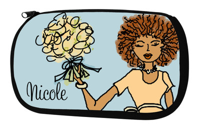 Cosmetic Bag-Coco Bride