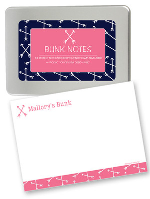 Bunk Notes-Arrows