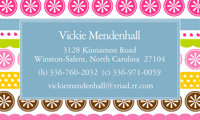 Calling Cards- Whimsy