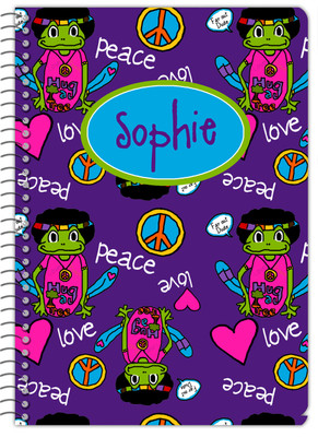 Composition Notebook- Far Out Frooglie