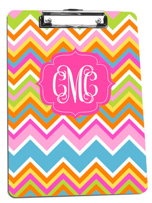 Clipboard-Summer Chevron