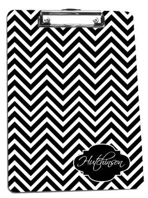 Clipboard-Black Chevron